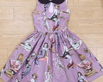 Zombie Pin-up Dress