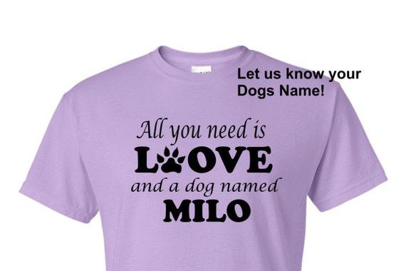 All you need is Love Shirt, funny shirt, personalized shirts, LOL shirt, unisex shirt, statement shirt, popular t-shirt, hilarious t-shirt