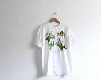 Total Chaos Jumping Frog T Shirt