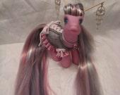 Yukiko my little pony custom.