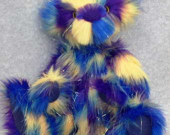 OOAK artist bear by Bears by Two Hearts