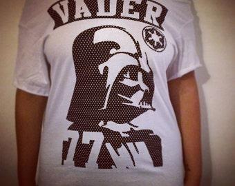 Darth Vader off the shoulder t-shirt