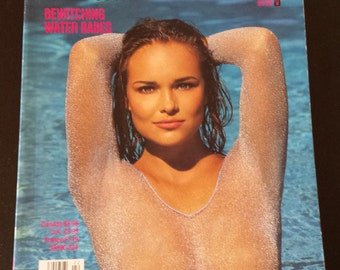 Vintage Playboy's Wet and Wild BookBewitching Water Babes 1994