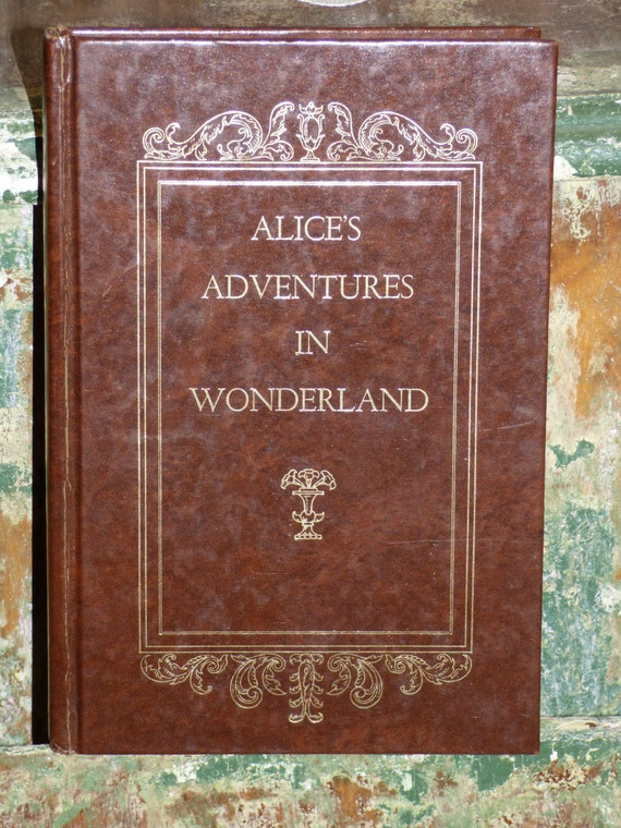 lewis carrolls alices adventures in wonderland essay Lewis carroll has an unique writing styleit is unlike anything that i have read before his use of words give a sharp image in the reader's head, just like as if.