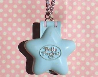 1992 Fairy spells Polly Pocket locket necklace