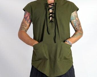 Mens Shirts - Vests