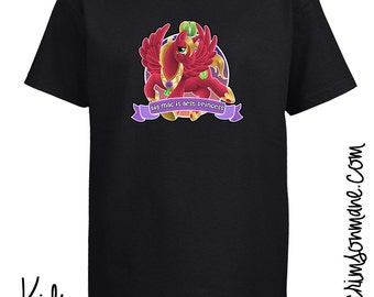 Princess Big Mac MLP:FiM T-Shirt