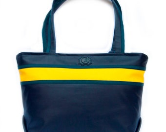 """Everyday tote """"Lana"""" - large eco leather bag, custom design available"""