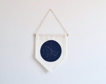 URSA MAJOR - Wall Banner