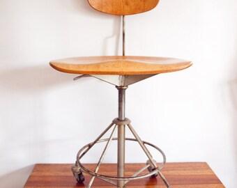 Elias Svedberg Toledo Chair / Mid Century Museum Chair
