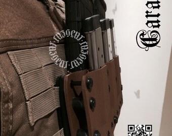 Caradoc Tactical AR/1911 Molle Rack