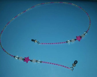 Star Eyeglass Chain
