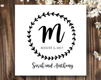 Wedding Logo | Wedding Logo Design | Wedding Monogram | Wedding Brand | Wedding Invitation | Wedding Save the Date | JPG, PDF,