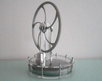 Solar Stirling Engine Set Kits Model ,Low Temperature External Heat Engine,Toys