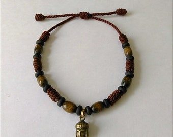 Beautiful Buddha Head Bracelet