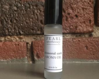 Elemental: earth Aroma Oil
