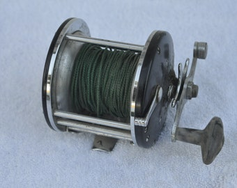 Vintage Jaleoxe, J.A, Coxe 950 Large Salt Water Reel