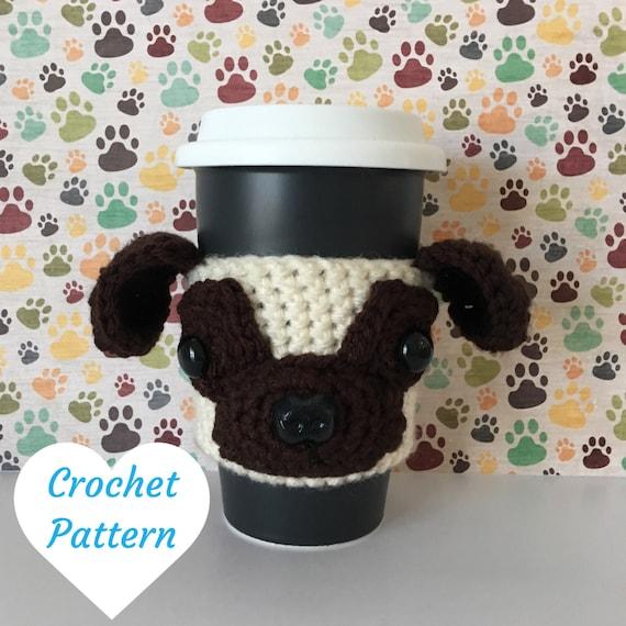 Free Crochet Pattern For Pug Dog : Pug Crochet Pattern Crochet Pug Pattern by HookedbyAngel ...