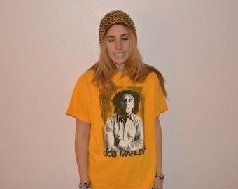 Rasta Bob Marley T-Shirt