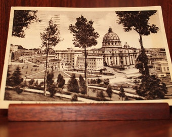 Post Card Roma Palassi Vaticani