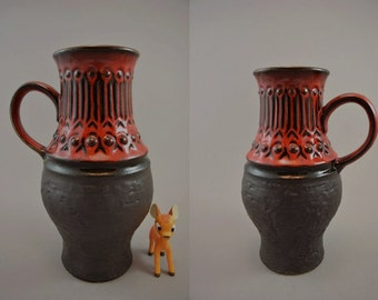 Vintage vase/jug / Jasba / model 1706 25 | West Germany | WGP | 60s