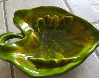 Amazing retro ashtray!