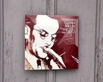 Glenn Miller Collector's Choice LP Never Opened