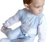 """Footed Pajama PDF Pattern Baby or Kids  """"Sweet Dreams"""" ,sizes newborn - 3 years,pajama pattern pdf,baby pajamas,Girls pajamas,Boys pajamas"""