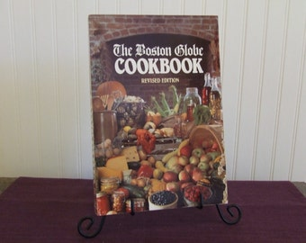 The Boston Globe Cookbook, Vintage Cookbook, 1981