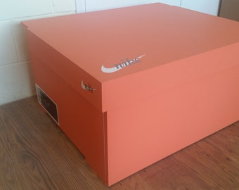XL Nike Trainer box - holds 12no pairs of trainers