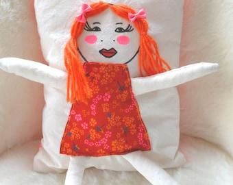 Cushion for girls