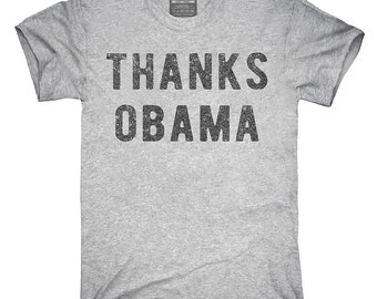 Thanks Obama T-Shirt, Hoodie, Tank Top, Gifts