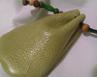 Green Scale Bag