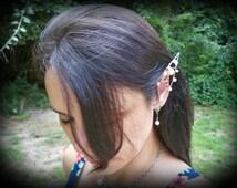 Fairy / Elven ear cuffs - fantasy jewelry - renfest