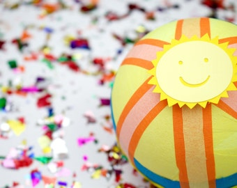 Sunny Summer Surprise Ball!