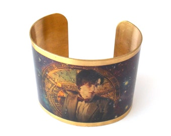 Doctor Who Cuff Eleventh Doctor Cuff Bracelet