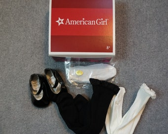 American Girl Samantha Shoes and Socks, New