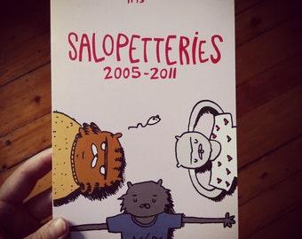 Fanzine Salopetteries