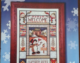 CHRISTMAS PATTERNS for Cross-Stitch