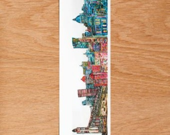 Bookmark for book Montreal melaniebernard.com