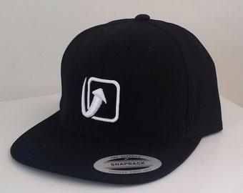 Black cap 3D - 3D black cap