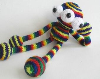 Monster Crochet Doll Amigurumi