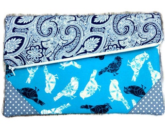 The Fold Over Party Clutch
