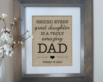 Father of the Bride Gift from Daughter | Personalized Gift for Dad | Gifts for Dad from Daughter | Fathers Day Gift | Mens Gift