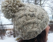 Charlotte's Cable Hat Pattern
