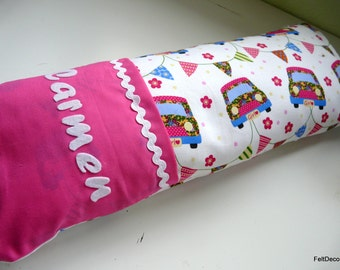 "Pillow for the car ""cars"""