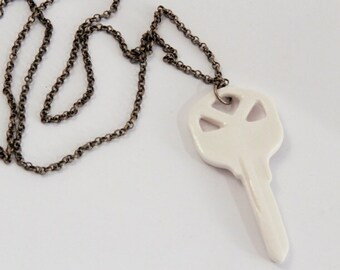 The House Key Necklace