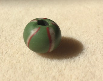 Japanese antique glass bead