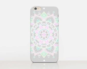 Mandala Phone Case  - iPhone 6 Case - iPhone 5 Case - iPhone 4 Case - Samsung S4 Case - iPhone 5C - Tough Case - Matte Case