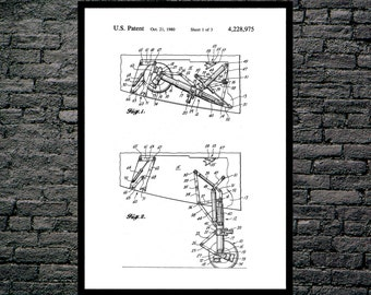 Aviation landing gear Patent, Airplane Decor, Airplane Art, Airplane Print, Airplane Patent, Aviation Gifts, Aviation, p014
